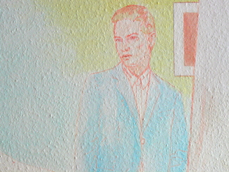 New paintings by Adam Sorg
