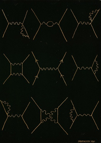 Brian Kenny, Feynman Diagrams