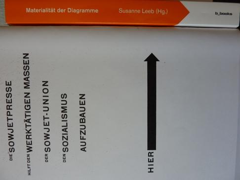 Susanne Leeb, Materialitaet der Diagramme